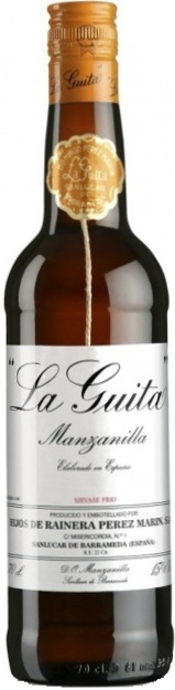 La Guita Sherry Manzanilla Sanlúcar de Barrameda DO